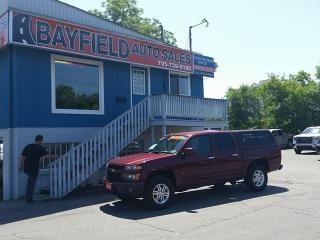 Used 2009 Chevrolet Colorado LT Crew Cab 4x4 **Only 107k!** for sale in Barrie, ON