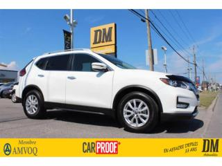 Used 2017 Nissan Rogue SV CAMERA DÉMARREUR SIÈGES CHAUFFANTS for sale in Salaberry-de-Valleyfield, QC