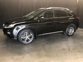 Used 2013 Lexus RX 350 Ultra Premium for sale in St-Eustache, QC
