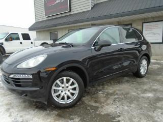 Used 2012 Porsche Cayenne 4 portes, traction intégrale, Tiptronic for sale in Mirabel, QC