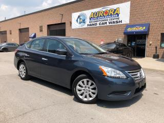 Used 2015 Nissan Sentra S for sale in Aurora, ON