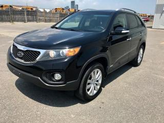 Used 2011 Kia Sorento EX AWD W/ROOF & LEATHER for sale in Mississauga, ON