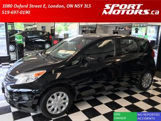 Used 2015 Nissan Versa Note SV+Camera+Bluetooth+A/C+Cruise! Hatchback! for sale in London, ON