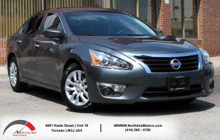 Used 2015 Nissan Altima 2.5 S|Remote Engine Star|Heated Mirrors for sale in North York, ON