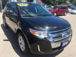 Used 2013 Ford Edge SEL, AWD for sale in St Catharines, ON