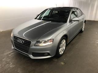 Used 2010 Audi A4 2.0T luxury !!! for sale in Scarborough, ON
