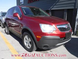 Used 2009 Saturn Vue XE 4D Utility AWD for sale in Calgary, AB