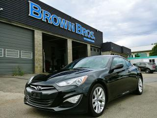 Used 2014 Hyundai Genesis Coupe LOCAL, NO ACCIDENT, for sale in Surrey, BC
