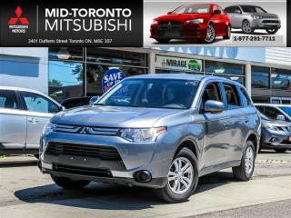 Used 2014 Mitsubishi Outlander ES Power Group|Keyless| for sale in North York, ON
