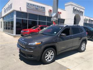 Used 2017 Jeep Cherokee North for sale in Burlington, ON