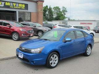 Used 2010 Ford Focus SES SEDAN for sale in Brockville, ON