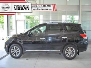 Used 2015 Nissan Pathfinder SL  -  power sunroof - $174.93 B/W for sale in Mississauga, ON