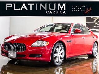 Used 2009 Maserati Quattroporte S 4.7, NAVI, Park SENSOR, Paddle Shift for sale in Toronto, ON