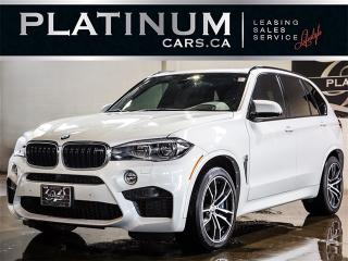 Used 2017 BMW X5 M 567HP Exec PKG, Heads UP DISP, PANO, Navi X5 M for sale in Toronto, ON