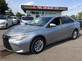 Used 2015 Toyota Camry XLE for sale in Mississauga, ON