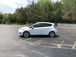 Used 2014 Ford Fiesta SE Hatchback FWD for sale in Cayuga, ON