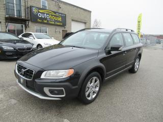 Used 2009 Volvo XC70 3.2 AWD,LEATHER SEAT,ALLOY for sale in Newmarket, ON
