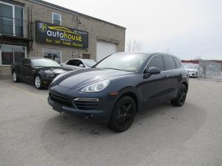 Used 2014 Porsche Cayenne Base AWD Tiptronic Navi for sale in Newmarket, ON