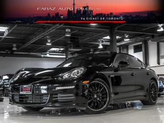 Used 2014 Porsche Panamera 4|AWD|NAVI|SPORT CHRONO|GTS WHEELS for sale in North York, ON