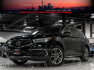 Used 2017 Acura MDX FULLY LOADED|NAVI|B.SPOT|LDW|ACC|LOADED for sale in North York, ON