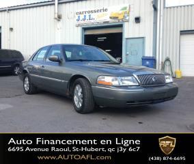 Used 2003 Mercury Grand Marquis **SEULEMENT 102 000KM / SUPERBE CONDITIO for sale in Saint-hubert, QC
