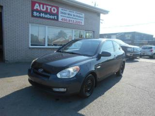 Used 2009 Hyundai Accent GL Sport for sale in Saint-hubert, QC