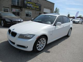 Used 2011 BMW 328 i xDrive Touring X DRIVE,LEATHER,SUNROOF for sale in Newmarket, ON