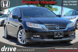 Used 2014 Honda Accord Touring TOP OF LINE | TOURING | NAVIGATION for sale in Scarborough, ON