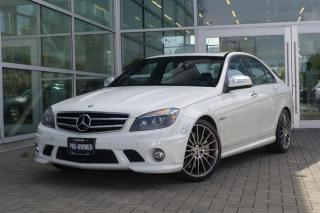 Used 2009 Mercedes-Benz C63 AMG Sedan Rare! Low Kms! for sale in Vancouver, BC