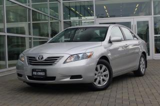 Used 2008 Toyota Camry HYBRID 4-door Sedan Low Kms! for sale in Vancouver, BC