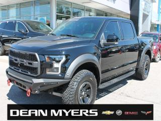 Used 2017 Ford F-150 RAPTOR for sale in North York, ON
