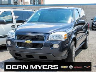 Used 2009 Chevrolet Uplander for sale in North York, ON