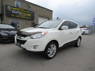 Used 2012 Hyundai Tucson Limited NAVI,LEATHER,PAN SUNROOF,BACK CAMERA for sale in Newmarket, ON