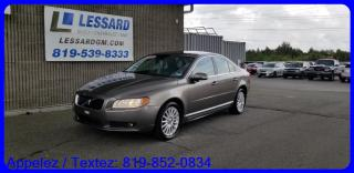 Used 2008 Volvo S80 Awd Berline for sale in Shawinigan, QC