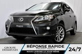 Used 2015 Lexus RX 350 Sportdesign + TECH PACK + WOW !! for sale in Laval, QC