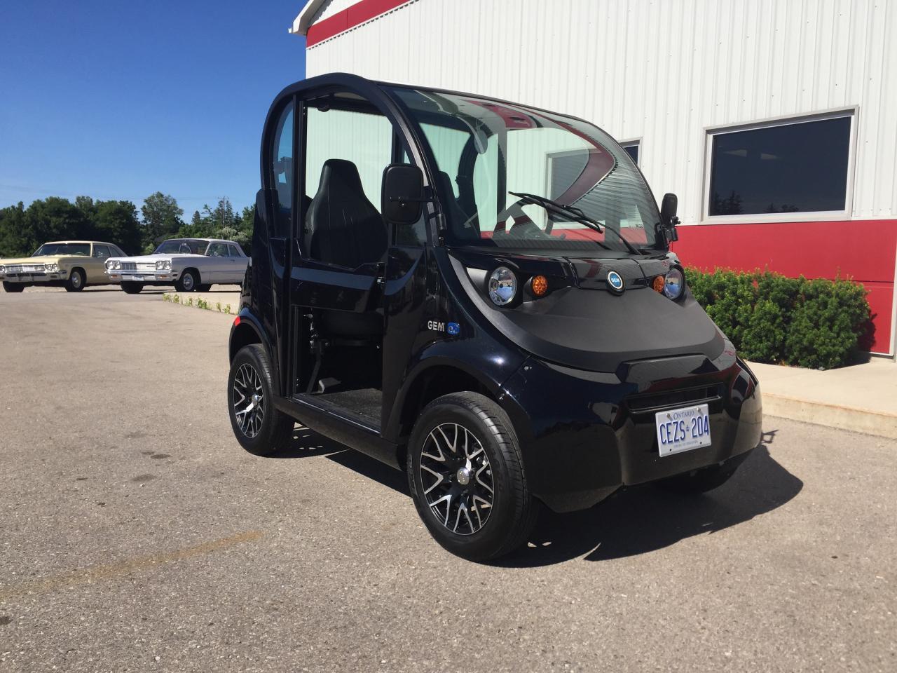 2018 GEM E825 e2 Low Speed Vehicle