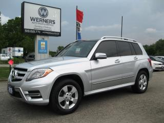 Used 2015 Mercedes-Benz GLK 250 BlueTEC for sale in Cambridge, ON
