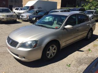 Used 2006 Nissan Altima 2.5 S for sale in Toronto, ON
