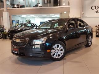 Used 2014 Chevrolet Cruze LT-AUTOMATIC-BLUETOOTH-ONLY 64KM for sale in York, ON