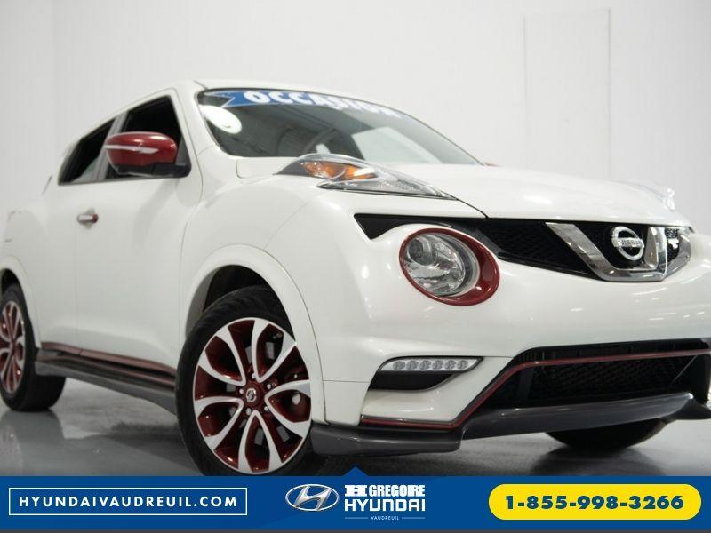 Used 2015 Nissan Juke Nismo Rs A C For Sale In Vaudreuil Dorion