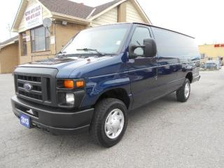 Used 2013 Ford E-150 Extended Cargo Van Loaded Certified ONLY 68,000KMs for sale in Etobicoke, ON