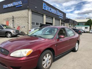 Used 2005 Ford Taurus SEL, LOCAL, ACCIDENT FREE for sale in Surrey, BC