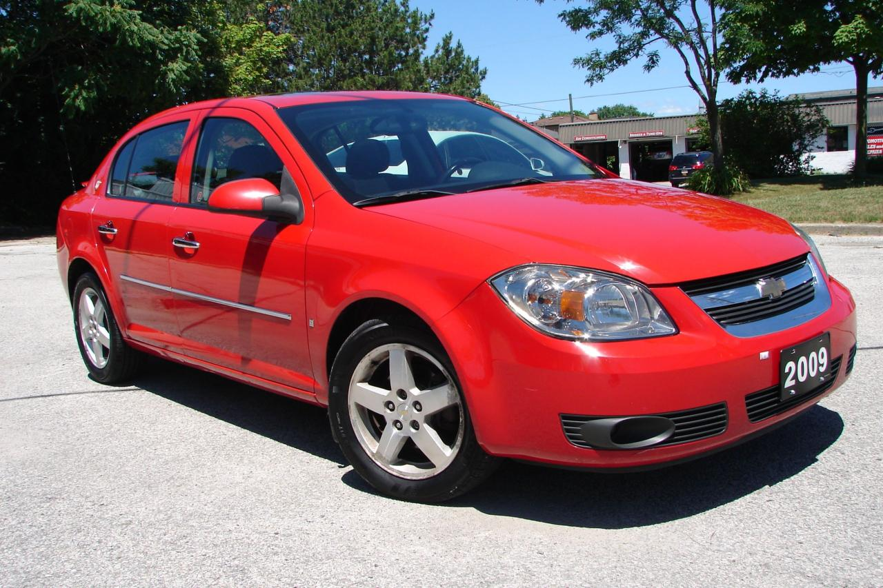 Used 2009 Chevrolet Cobalt LT w/1SB for sale in Mississauga, ON