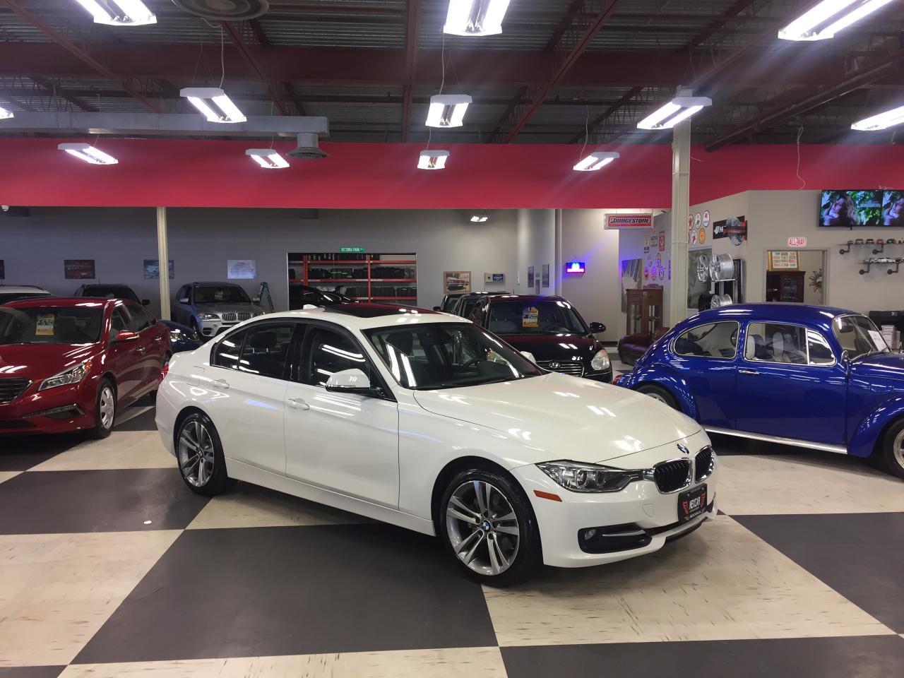 2014 BMW 320i 320I X DRIVE SPORT PKG AUT0 LEATHER SUNROOF 87K