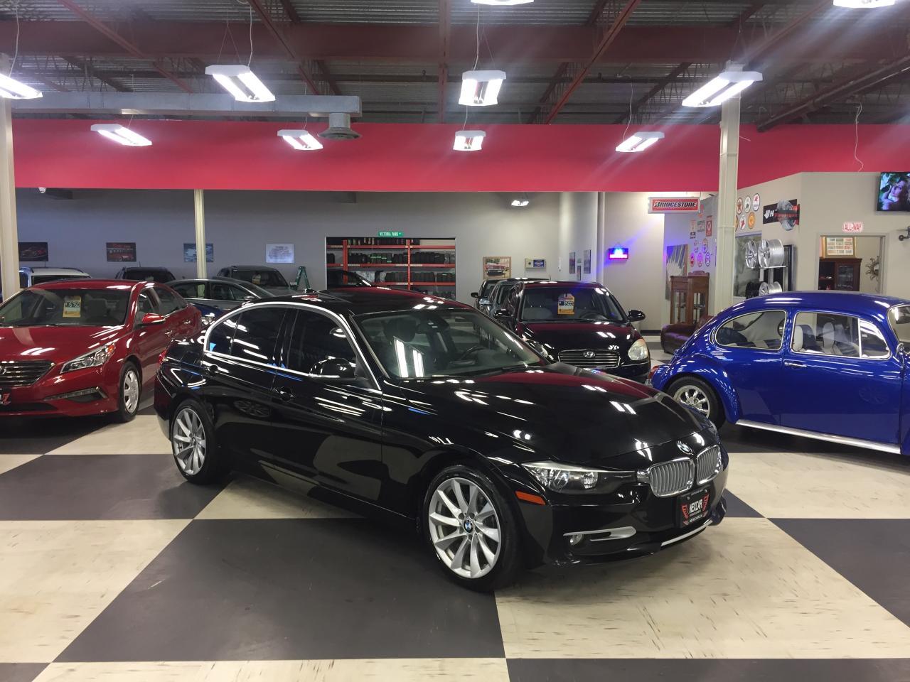2014 BMW 320i 320I X DRIVE PREMIUM PKG AUT0 LEATHER SUNROOF 95K