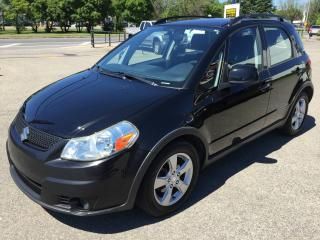 Used 2010 Suzuki SX4 JX AWD for sale in Laval, QC