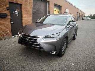 Used 2015 Lexus NX LUXURY! NAVI!ROOF!CAMERA for sale in Scarborough, ON