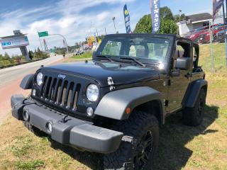 Used 2010 Jeep Wrangler Sahara for sale in Surrey, BC