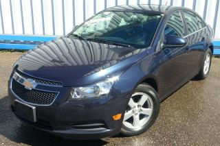 Used 2014 Chevrolet Cruze LT *LEATHER-SUNROOF* for sale in Kitchener, ON