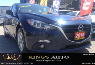 Used 2014 Mazda MAZDA3 GS-SKY for sale in Scarborough, ON